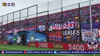 LOS DE ABAJO - UNION ESPAÑOLA 0 VS U DE CHILE 0 - 8VA FECHA [30/09/17]