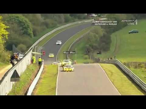 Manthey Racing - Marcel Tiemann - 24 Race Nürburgring 2010