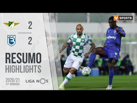 Moreirense Belenenses Goals And Highlights