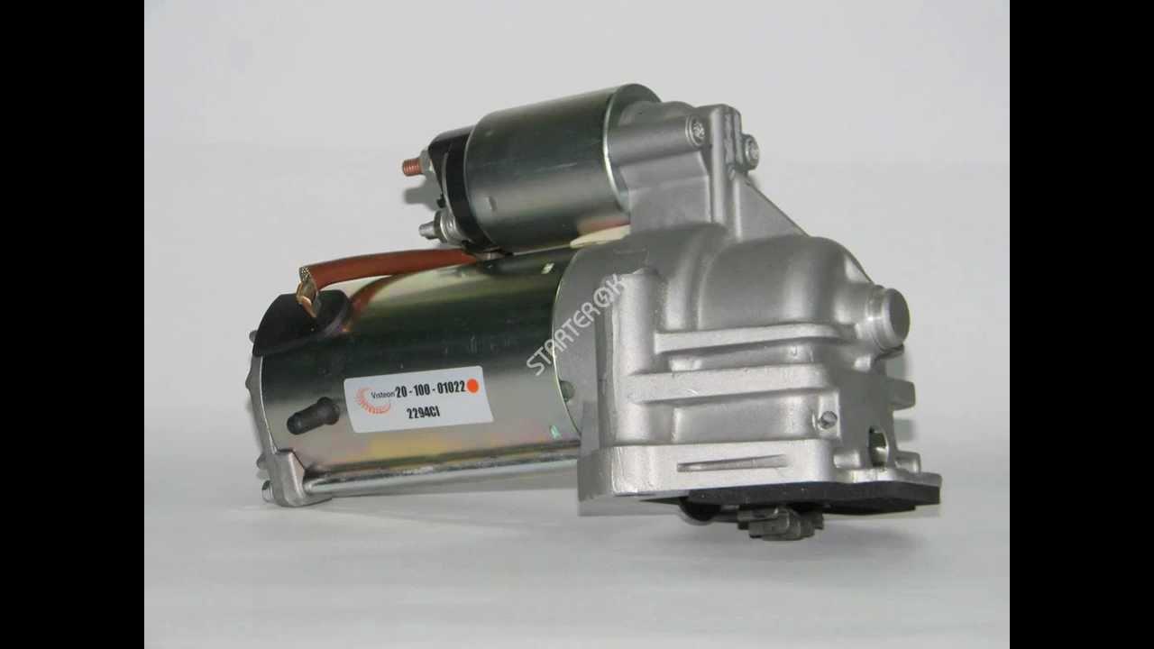 Стартер CS1245 для Ford Mondeo 2.0 TD и Ford Transit 2.0 D и 2.4 TD с 2001 г.в.