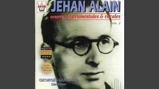 Olivier Alain: Souvenances pour flûte & orgue