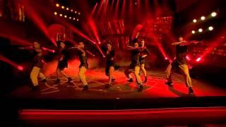 Cre-8 DanceCrew at TV-aksjonen 2013