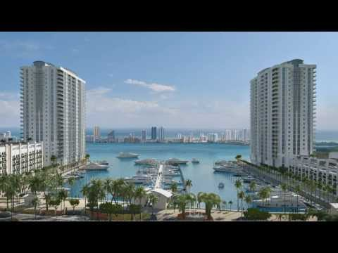 Marina Palms Yacht Club and Residences Miami