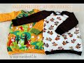Nähanleitung Raglan Pullover Freebook Gr. 68-146