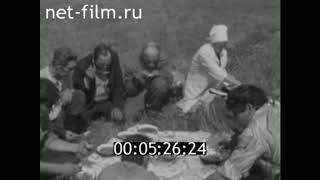 1982г. колхоз Красная Звезда Мишкинский район Курганская обл