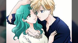 遥满 Haruka&Michiru ⚢百合 Lesbian Anime