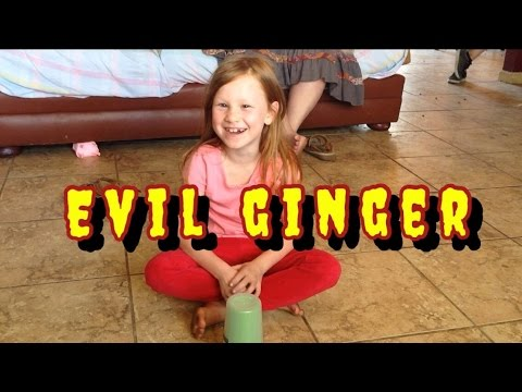 GINGERS ARE EVIL