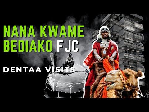 Exclusive: NANA KWAME BEDIAKO Aka CHEDDA | Shares His Humble Beginnings To Success