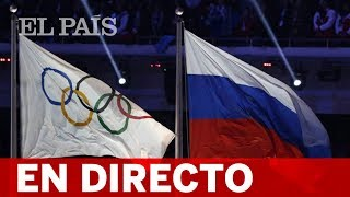 DIRECTO #DOPAJE | La AMA excluye a RUSIA durante cuatro años