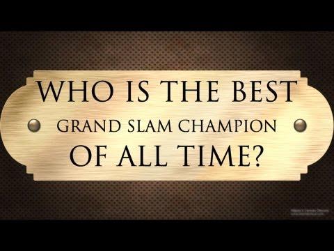 ST 99 (4) Best WWE Grand Slam Champion Ever Tournament