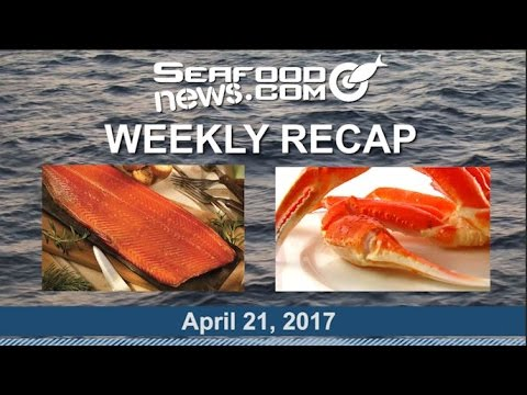 Gulf of St. Lawrence Snow Crab Quota Beats Expectations; European Whole Salmon Floods US Market
