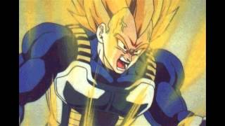 Vegeta Powers Up Theme Extanded