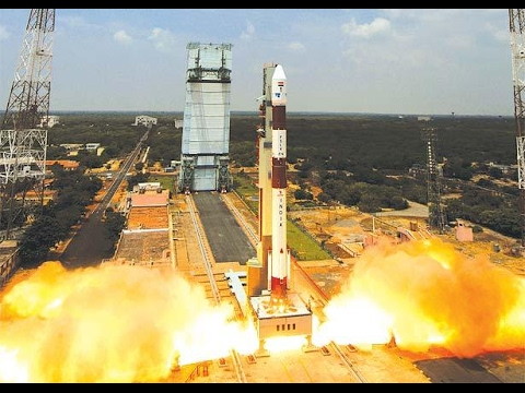 ISRO Launches Record 104 Satellites On Board Single Rocket   PSLV C37 CARTOSAT 2
