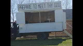 Sunday, May 17 Drive-In Worship Service