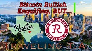 Bitcoin Update : Bullish Engulfing and $11,200 Held! Crypto Technical Analysis