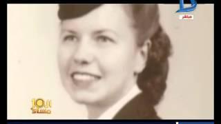 العاشرة مساء| لمسة إنسانية..كانت طيار في الحرب العالمية وتحتفل بعيد ميلادها الـ 93 بالتحليق بطائرة