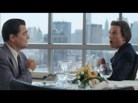 The Wolf Of Wall Street soundtrack - Restaurant scene and ending titles theme
