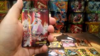 Best Pokemon Breakthrough error pack ever!!!! Ultra Rares!!!