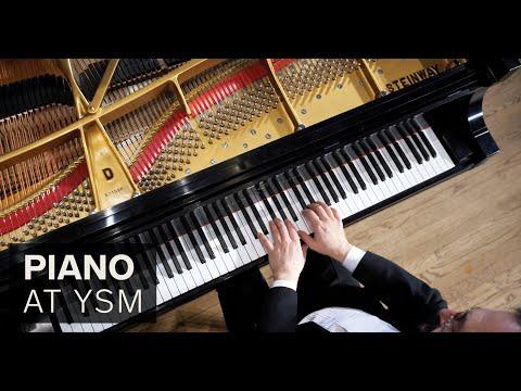Piano at YSM