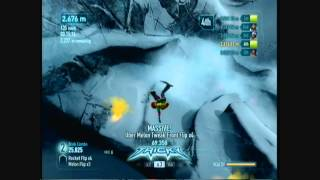 SSX - 4% Chance Of Survival - Patagonia, Fits Roy, Survive It, No Wingsuit, GOLD