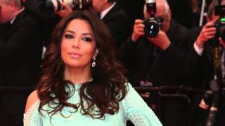 Eva Longoria Accidently Goes Commando at Cannes- Uh oh!