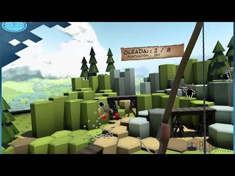 Juego Tiro con Arco Realidad Virtual - Alteuaire Virtual