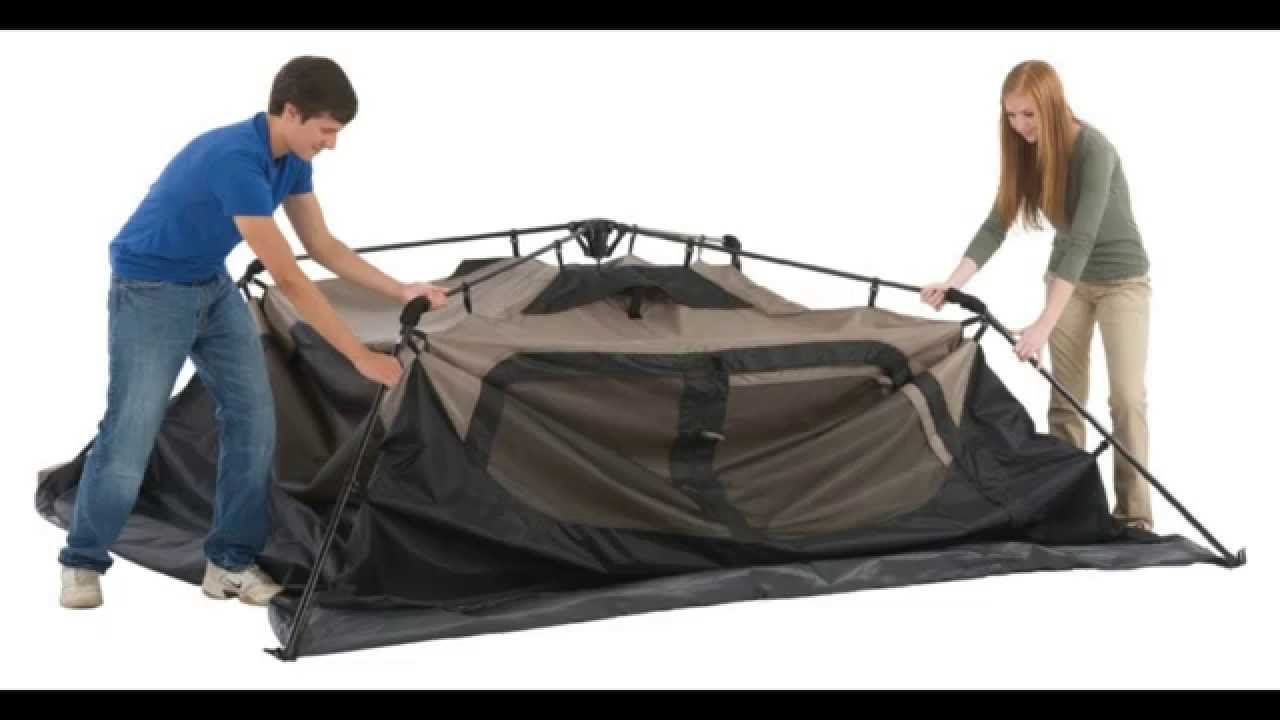 C& Tent Reviews-Coleman Instant Family Tents Review & Camp Tent Reviews-Coleman Instant Family Tents Review - YouTube