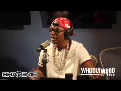 Cam'ron Reveals Real Story of Def Jam Situation with Jay Z To DJ Whoo Kid (Video)