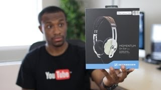 Sennheiser Momentum On-Ear Unboxing