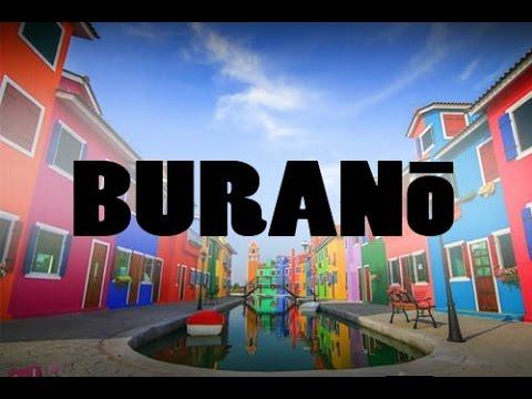 Burano, Italy Walkthrough