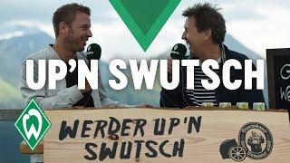 Mit Florian Kohfeldt up´n Swutsch im Zillertal | SV Werder Bremen