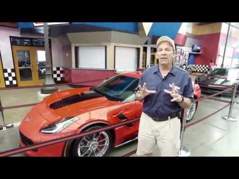 National Corvette Museum Tour in 5 Minutes