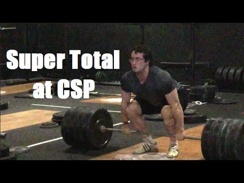 CSP Super Total Championships