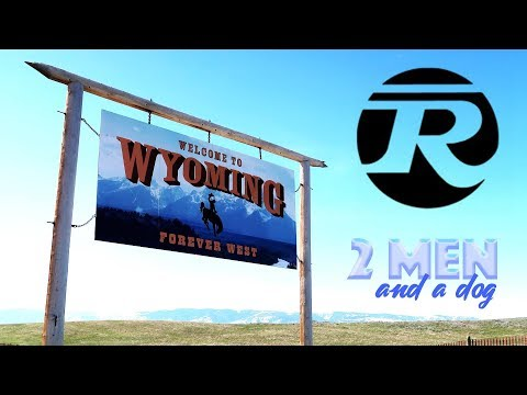 RAMKOTA HOTEL in WYOMING || 2 Men And A Dog