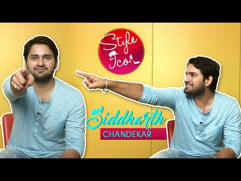 Filmy Test With Siddharth Chandekar | Style Icon | Lost & Found Marathi Movie 2016