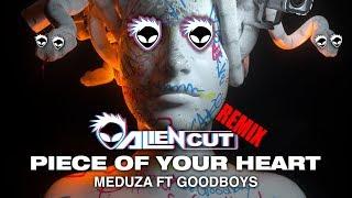 Meduza feat. Goodboys - Piece Of Your Heart (Alien Cut Remix) Video
