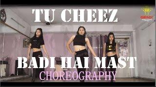 TU CHEEZ BADI HAI MAST || BOLLYWOOD DANCE CHOREOGRAPHY || RAHUL THAKUR