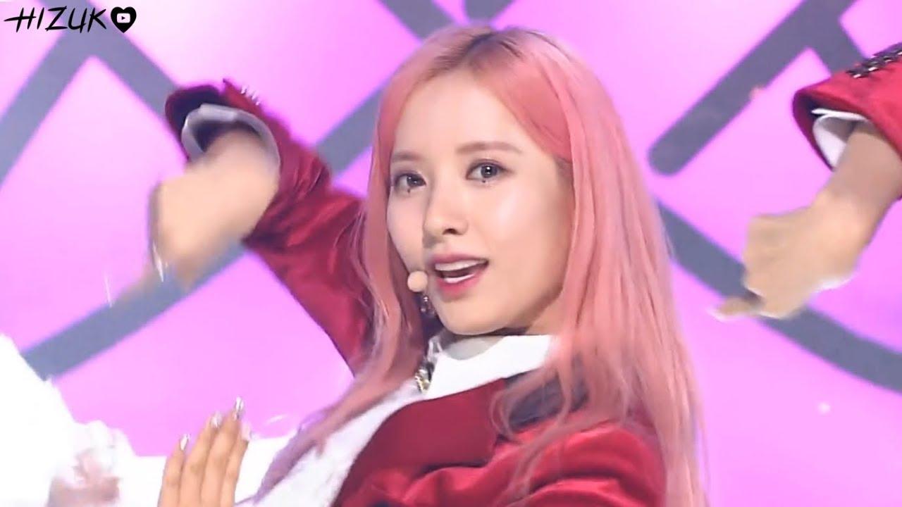 우주소녀(WJSN) - 이루리(As you Wish) 교차편집(stage mix)