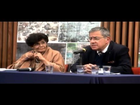 Paulo Henrique Amorim e Marilena Chaui - IX Simpósio de Comunicação da Fapcom