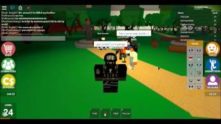 How to summon guest 666 in ohd rp world| ROBLOX