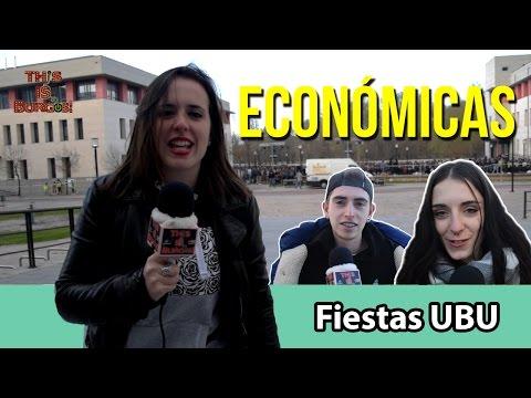 Fiesta de Económicas │ THIS IS BURGOS