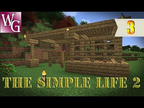 The simple life 2 - первые поселенцы №3