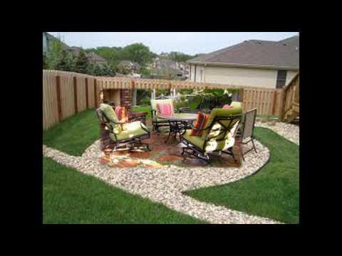 40 idées décoration Conception de patio pour petits jardins