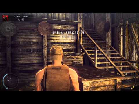 Hitman Absolution PL   Misja 11 Dexter Industries Ślepa uliczka + Stary tartak)