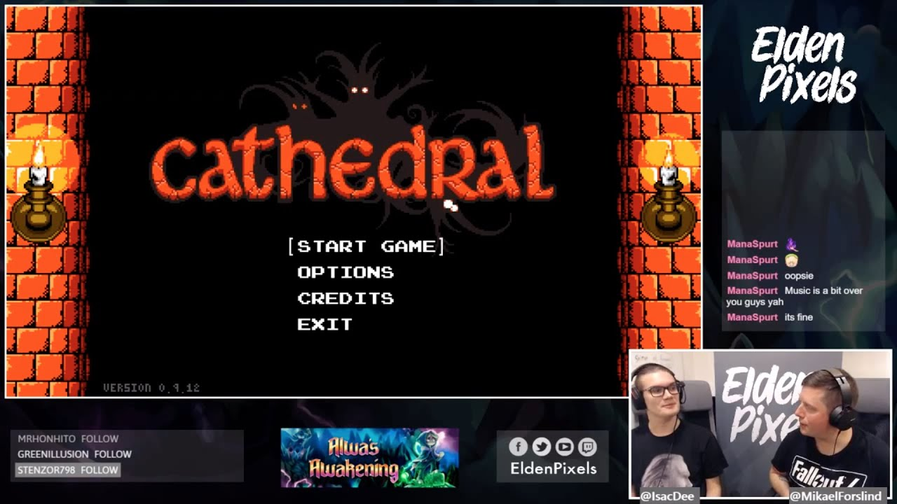 """Download """"Devs play"""" - Cathedral (Steam) - First Impressions"""