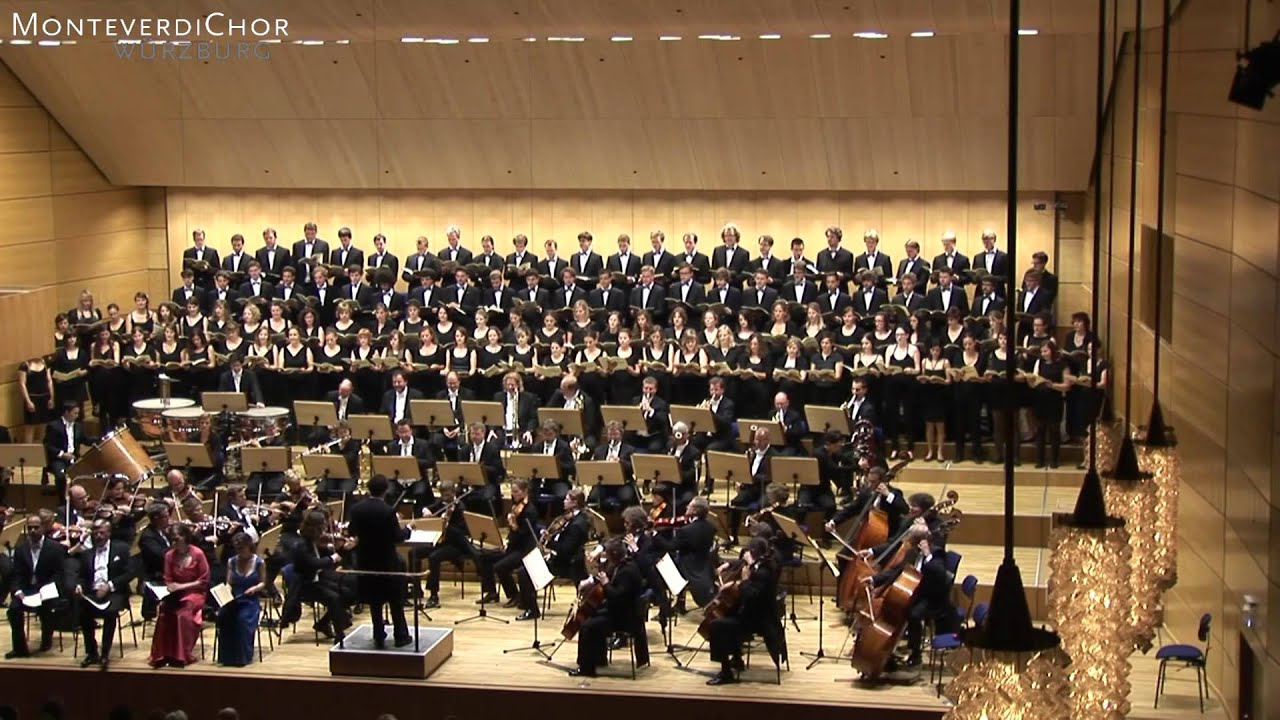 Ludwig van beethoven symphonie 9 ode an die freude 3