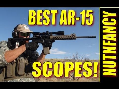 """Best AR-15 Scopes"" by Nutnfancy"