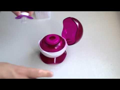 Pipila UV dummy steriliser