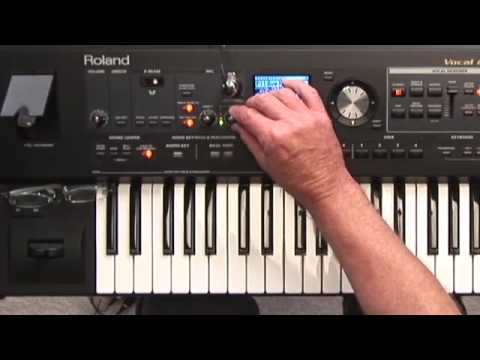Adrian Scott Plays VP-770 (1/3) Basic Features