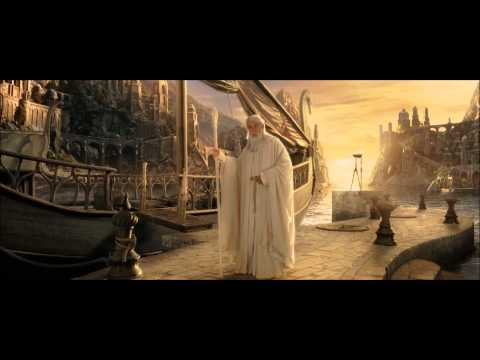 Gandalf-Goodbye Song (and Frodo, Sam,Merry, Pippin and Saruman)
